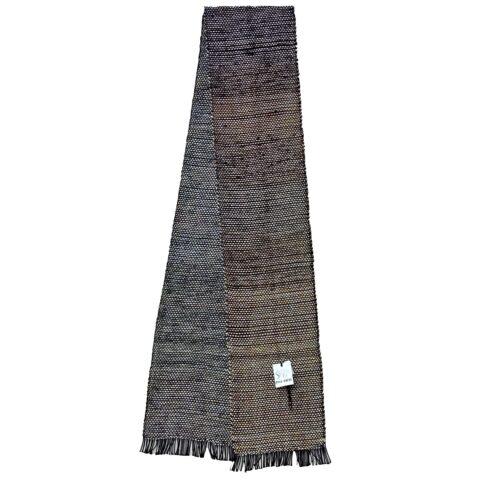Ročno tkan svilen šal